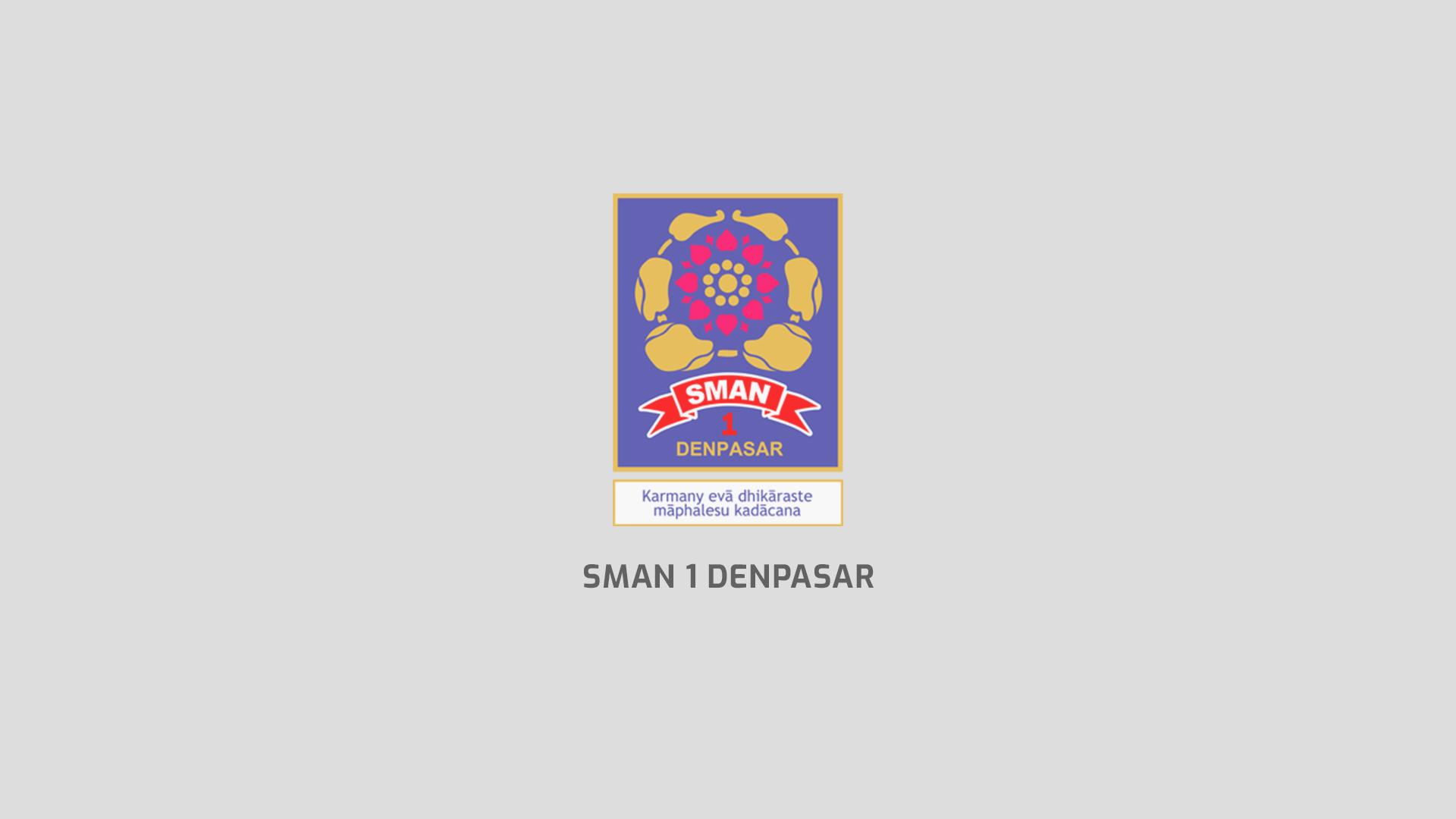 SMAN 1 DENPASAR